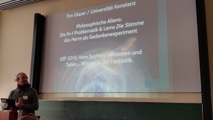 Tim Glaser | Vortrag: Gesellschaft für Fantastikforschung, Quelle: Projekt Myra - Creating a World full of Fantasy