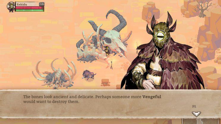 Mein Druide ist einfach nicht rachsüchtig genug für dieses Spiel …